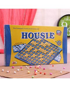 Buy Housie Game with Reusable Cards Online