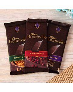 Buy 3 Bournville Online