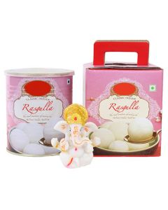 Idol With Rasgullas