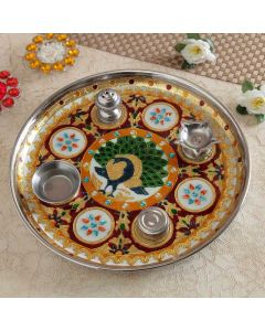 Buy Pooja Thali Online