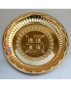 Swastika Thali