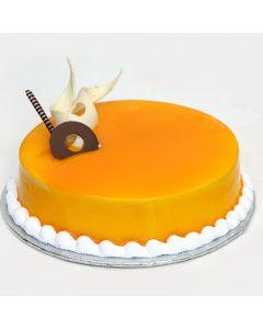 Mango Flavour Cake