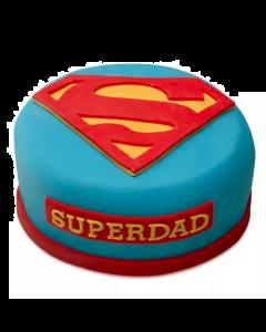 Super Dad Special Cake