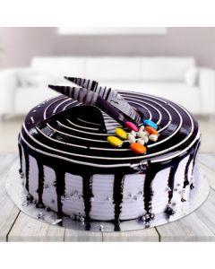 Yummy Choco Vanilla Cake