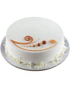 Amazing White Vanilla Cake