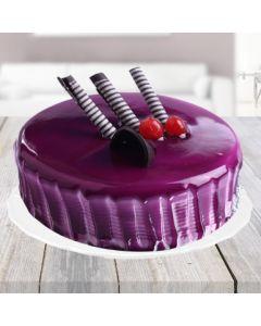 Delicious Black Currant Cake