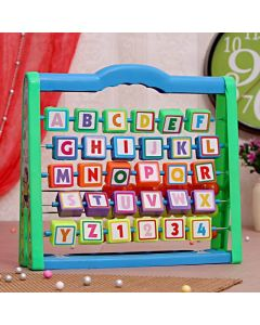 Alphabetic & Numeric Learning Game Board