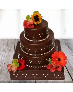 Special 3-tier Chocolate Cream Cake
