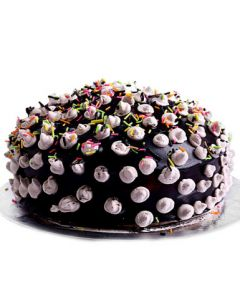 Chocolate Carnival Cake