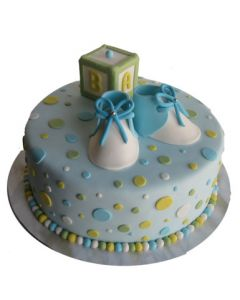 Baby Welcoming Cake