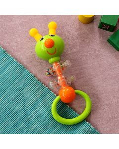 Caterpillar Rattle for Infants