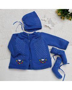 Blue Winter Care Kit for Infants