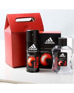 Adidas Perfume & Deodorant GIft Set
