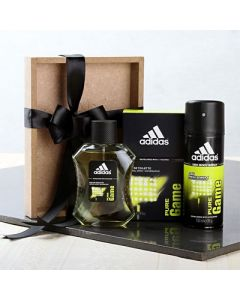 Adidas Pure Game Set for Men