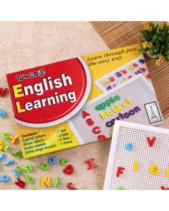English Learning Board for Kids