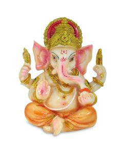 Buy Delightful Lord Ganesha Idol Online