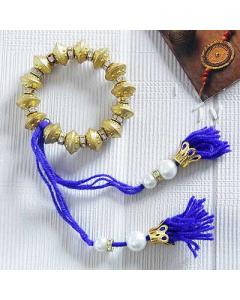 Buy Bhabhi Bracelet Rakhi Online