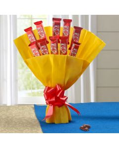 Bouquet For KitKat Lover