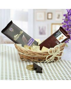 Boat Basket For Chocolate Lover