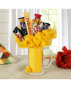 Chocoholics Bouquet