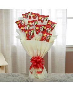 Choco Pie Bouquet