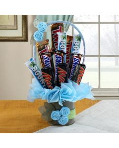 Chocoholics Bar Bouquet