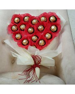 Valentine Special Chocolate Bouquet