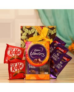 Chocolate Variety Hamper