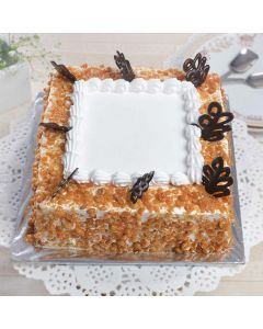 Amazing Flavour Of Butterscotch Cake