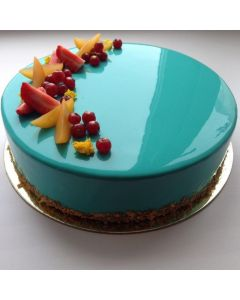 Mouth Watering Fruity  Cake