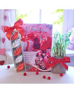 Eco-friendly Love Hamper