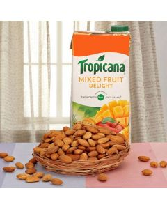 Buy Almonds With Tropicana Online