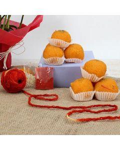 Delicious Bhaidooj Gift Combo
