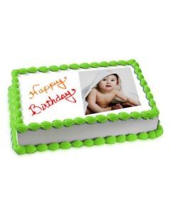 Buy Photo Pinapple Cake Online