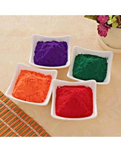 Celebrate Holi With Awesome Colors