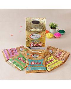 Pack of the Popular Shri Ganesha Gulaal
