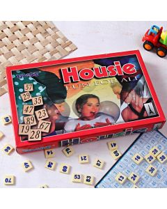 Housie Game Board