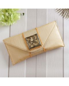 Elegant Silk Wallet