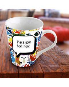 Colorful Personalized Mug