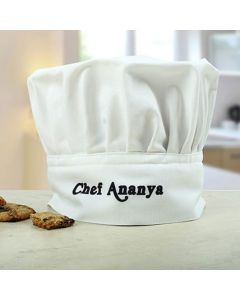 Personalized Chef's Hat