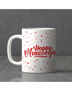 Lovely  Anniversary Personalized Mug