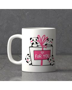 FOR YOU Personalized Mug