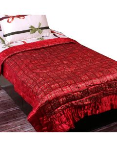 Awesome Contemporary Print Single Bed Quilt