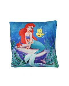 Mermaid Colour Cushion With Colourful Print