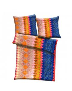 Contemporary Print Charming Double Bed Quilt