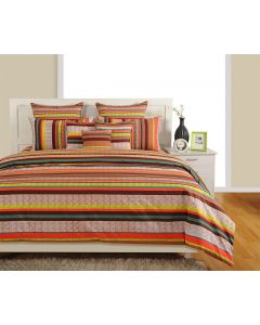 Printed Colourful Fragrant Bedsheet