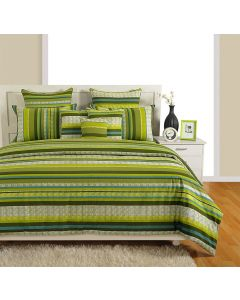 Multicolour Printed Bedsheet