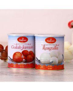 Buy Rasgulla and Gulab Jamun Online
