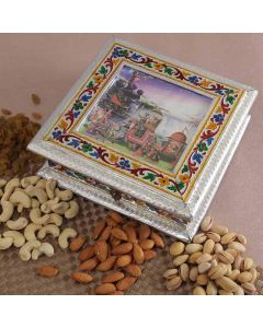 Buy Crafted Dry Fruit Box Online