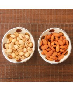 Pack of Almonds & Pistachios